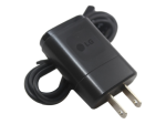 LG OEM Travel Charger with Micro USB Data Cable - Black