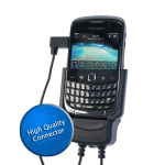 Car Holder w/Antenna for BlackBerry Curve 3G 9300
