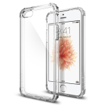 Spigen  Inc. Crystal Shell Case iPhone SE/5/5s in Crystal Clear