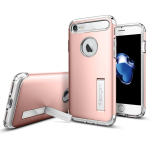 Spigen Slim Armor Case for iPhone 7 in Rose Gold