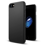 Spigen Thin Fit Case for iPhone 7 in Black
