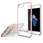 Spigen Crystal Hybrid Case for iPhone 7 Plus in Rose Gold