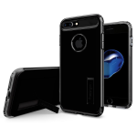 Spigen Slim Armor Case for iPhone 7 Plus in Jet Black