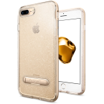 Spigen  Inc. Crystal Hybrid Glitter iPhone 7 Plus Gold Quartz