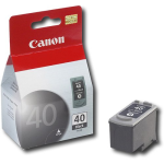 Canon PG-40 Ink Cartridge (0615B002) - Black