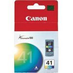Canon CL-41 FINE Ink Cartridge (0617B002) - Color