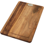 Cat Cora Two-Sided Acacia Cutting Board, 14 by 8.7