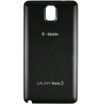 SAMSUNG NOTE 3 BACK DOOR BLACK (T-Mobile)