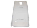 SAMSUNG NOTE 4 BACK DOOR WHITE