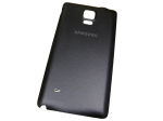 SAMSUNG NOTE 4 BACK DOOR CHARCOAL