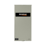Generac Transfer Switch 200 Amp Single Phase OH7265B
