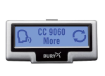 Bury CC9060 Smart Touch Screen Bluetooth Car Kit