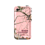 LifeProof Fre Realtree Waterproof Case for Apple iPhone 4/4s - Pink