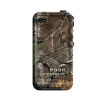 LifeProof Fre Realtree Waterproof Case for Apple iPhone 4s/4 - Black