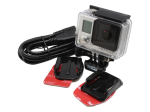 GoPro Hero 3+ Silver Edition with 16GB microSD card