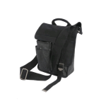 Ducti Deployment Musette Bag for Apple MacBook Air 11 (Black) - 10332BK