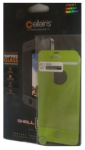 CELLAIRIS SHOCK G-GLASS TEMPERED GLASS SCREEN PROTECTOR FOR APPLE IPHONE 5 - NEON GREEN