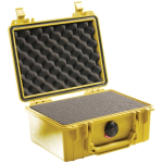 Pelican Products Yellow case with foam