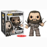 Over Sized POP - Game of Thrones - Wun Wun w/ Arrows 6