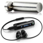 SONY ERICSSON Bundle includes WirelessBlack Stereo Headset & Snap-on Speaker.