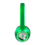 Monster NTune Headphones On Ear Candy Green