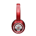 Monster NTune Headphones On Ear Candy Red