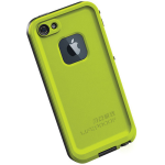 LifeProof Fre Waterproof  Case for Apple iPhone 5 - Lime/Black