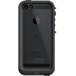 LifeProof Nuud Waterproof Case for Apple iPhone 5/5S (Smoke/Black)