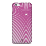White Diamonds Heartbeat Case for Apple iPhone 6/6s - Pink