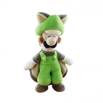 Nintendo - Super Mario Plush Flying Squirrel Luigi 9