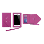 White Diamonds Grand Purse Case for Apple iPhone 6 - Pink