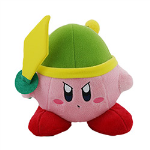 Nintendo - Kirby Sword Plush 6