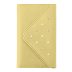 White Diamonds Grand Purse Case for Apple iPhone 6 Plus - Yellow