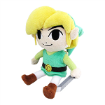 Toy - Zelda - The Wind Waker - Plush - Link - 12