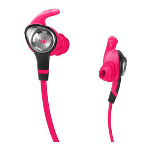 Monster iSport Headphones In Ear Intensity Neon Pi