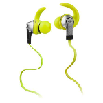 Monster iSport Headphones In Ear Victory Green