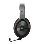 Monster FXM200 GamingHeadphone Over Ear Black Matt