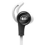 Monster iSport Headphones In Ear Achieve Black