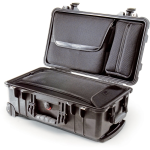 Pelican Products 1510 LOC Laptop Case  19.75 x 11.00 x 7.60 in.