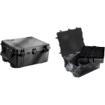Pelican Products 1690 Black Transport Case