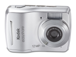 Kodak C1505, SILVER, 12MP 1806736