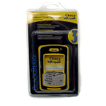 OtterBox Defender Series Case for BlackBerry Curve 8300 (Black/Yellow)