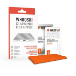 WHOOSH Diamond Defense Nano Liquid Screen Protector