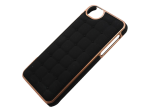 APH11242 - Adopted - Cushion Wrap Case For Apple Iphone 5 And 5s - Black/rose Gold