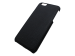 APH13126 - Adopted - Leather Wrap Case For Apple Iphone 6 Plus - Black
