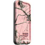 LifeProof Fre Realtree Waterproof Case for Apple iPhone 5s/5 - AP Pink/Gray