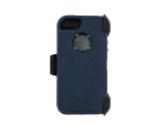 OtterBox Defender Case for Apple iPhone 5 Cell Phone  (Black/Navy)