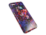 SPK-A3186 - Speck CandyShell Inked Case for iPhone 6 Plus - Floral/Purple