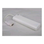 SellNet USB Battery Extender for Apple iPhone 5 (White)
