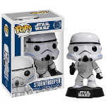 Star Wars - Stormtrooper Vinyl Bobble Figure